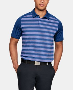 Men's UA Threadborne Boundless Polo  2 Colors $75