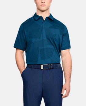 New Arrival Men's UA Threadborne Limitless Polo  3 Colors $80
