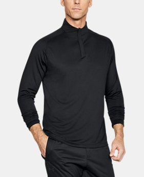 New Arrival  Men's UA Threadborne ¼ Zip  1 Color $100
