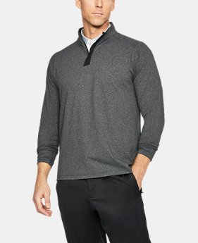 Men's UA Threadborne ¼ Zip  2  Colors Available $90