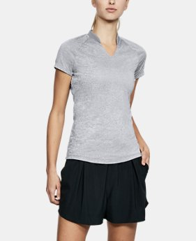 Women's UA Perpetual Polo  1 Color $75