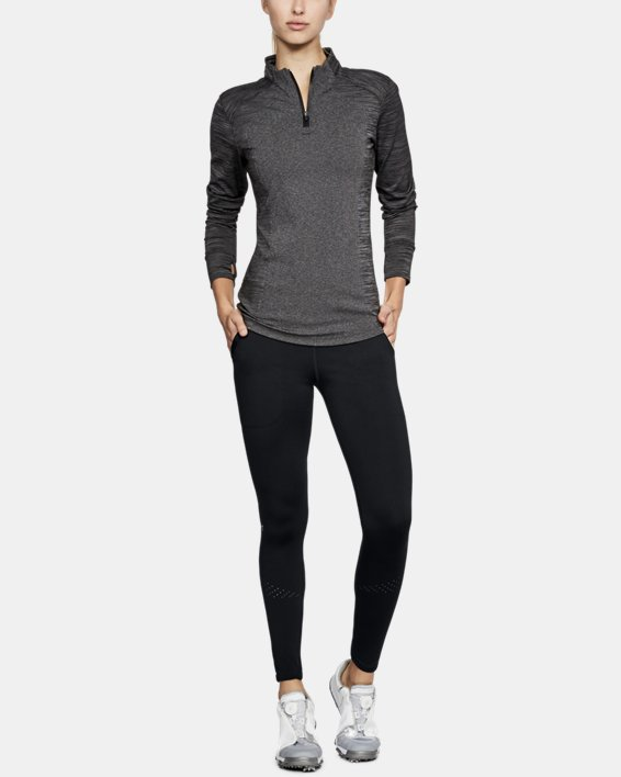Legging UA Perpetual pour femme, Black, pdpMainDesktop image number 1