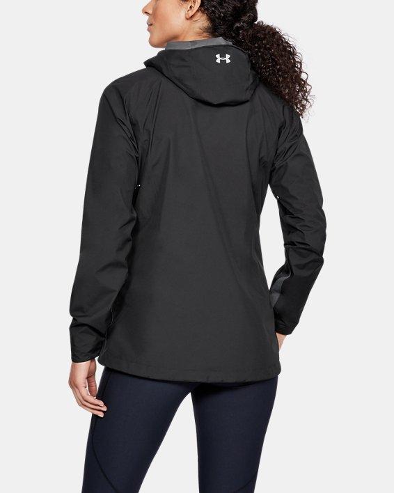 Women's UA Roam GORE-TEX® PacLite Jacket, Black, pdpMainDesktop image number 2