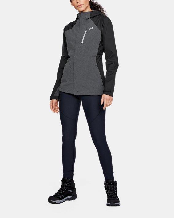 Women's UA Roam GORE-TEX® PacLite Jacket, Black, pdpMainDesktop image number 0