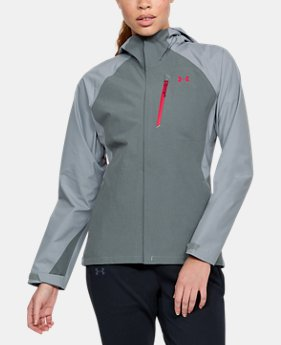 New Arrival  Women's UA Roam GORE-TEX® Paclite® Jacket  2  Colors Available $220