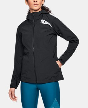 Women's UA Trektic Jacket  1  Color Available $160