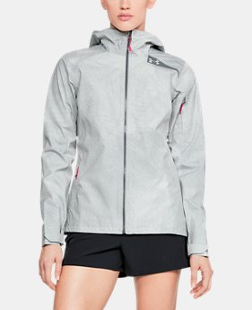 Women's UA Trektic Jacket  1  Color Available $97.5