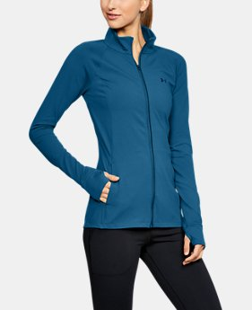 New Arrival Women's UA Zinger Full Zip  1 Color $80