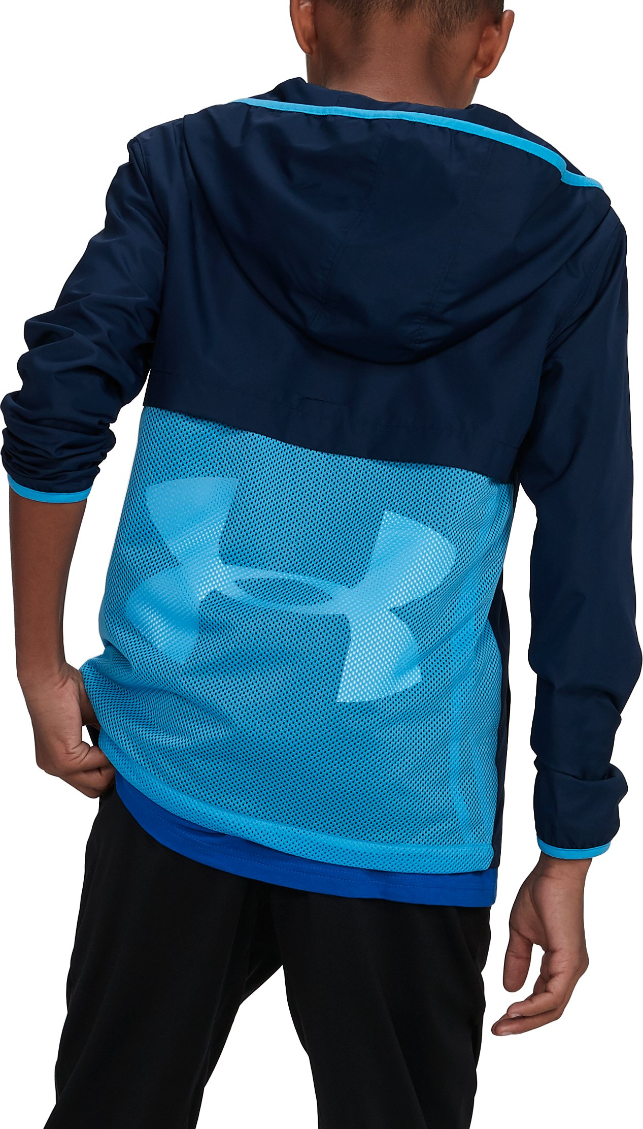 Boys' UA Sackpack Jacket 3 Colors $45.99