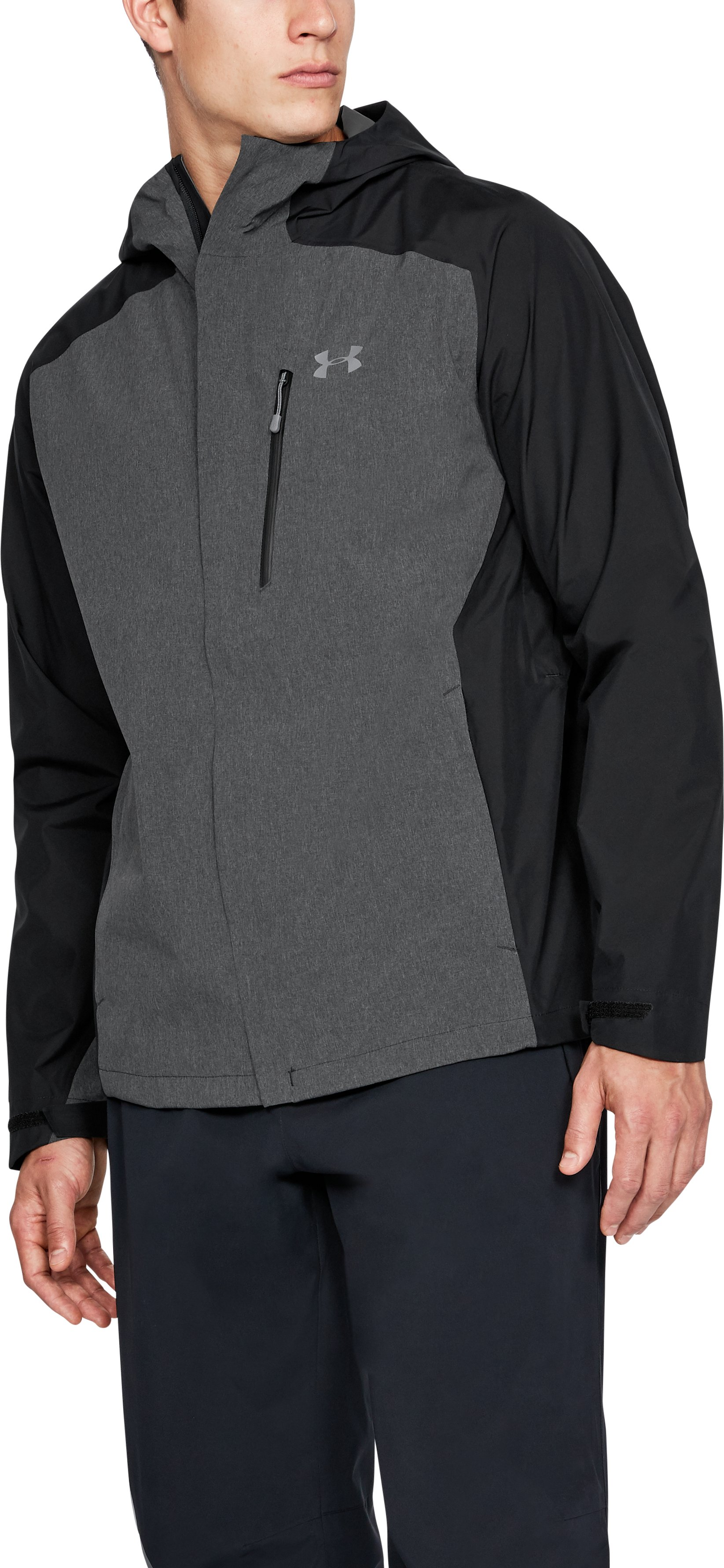 Men's UA Roam Paclite Jacket, Black