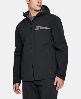 New Arrival Men's UA Trektic Jacket  1 Color $130