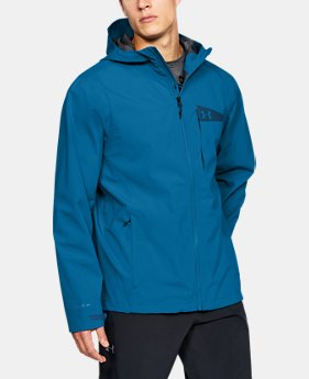Men's UA Trektic Jacket  3  Colors $130