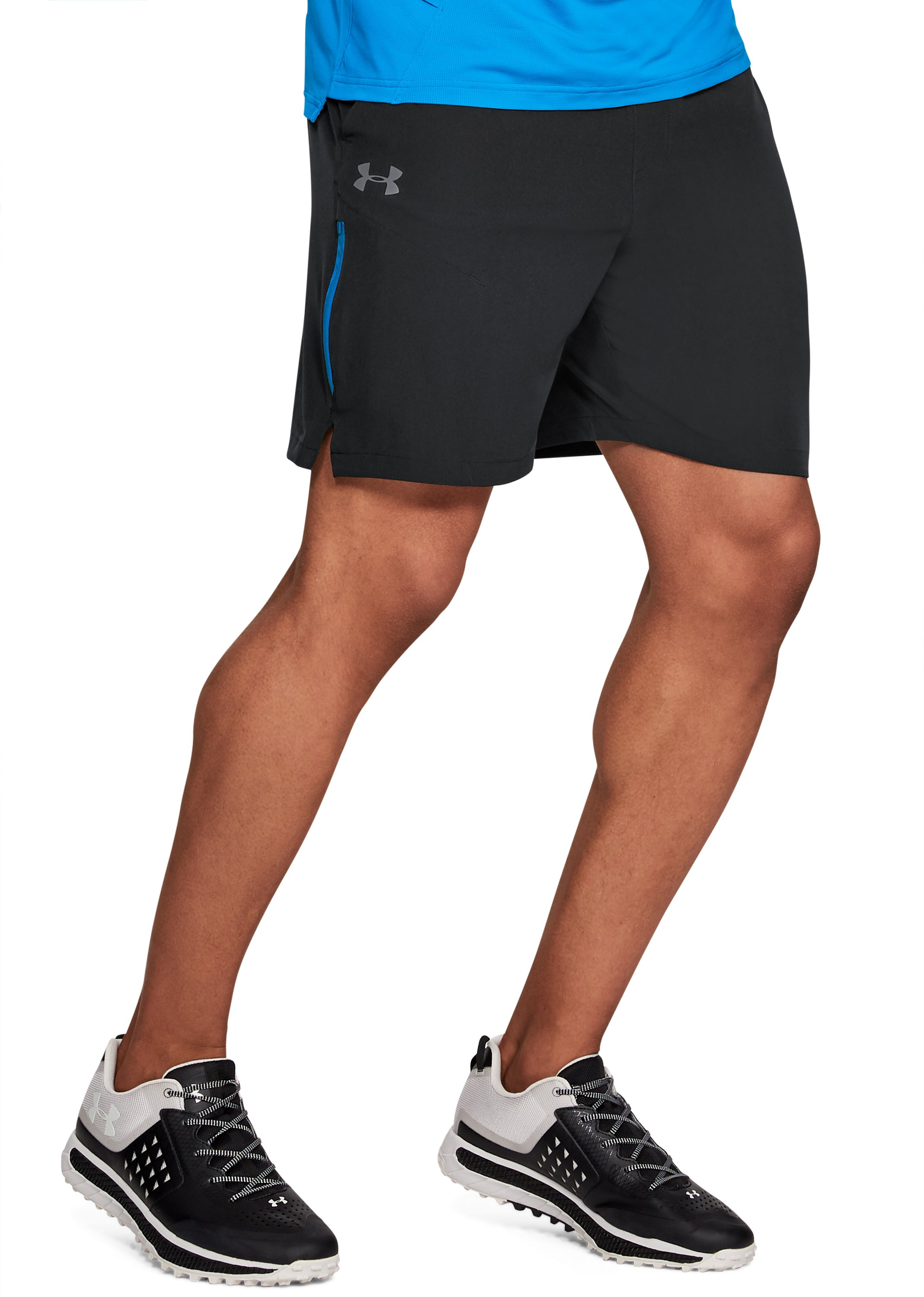 Men's UA Ramble Shorts, Black