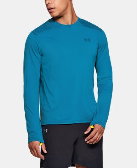 Men's UA Sunblock Long Sleeve  3  Colors Available $55