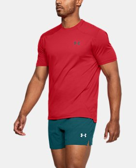 New Arrival Men's UA Sunblock Short Sleeve  1 Color $50