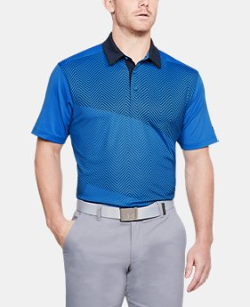 Men's UA Flawless Polo  6  Colors Available $39 to $48.75