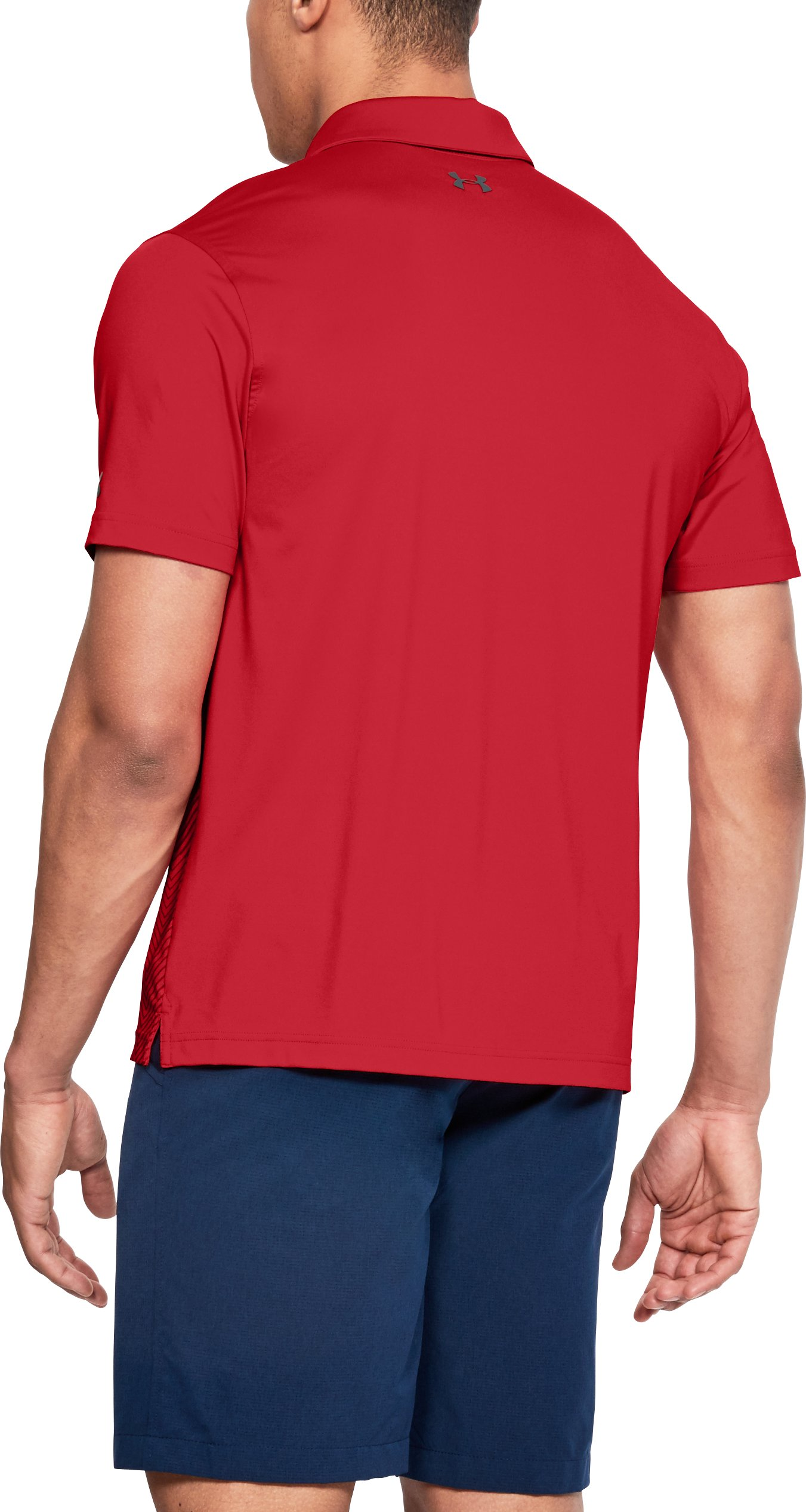 Men's UA Flawless Polo, Pierce, undefined