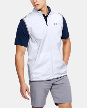 Men's UA WindStrike Vest  1  Color $75