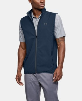 Men's UA WindStrike Vest  2  Colors $75