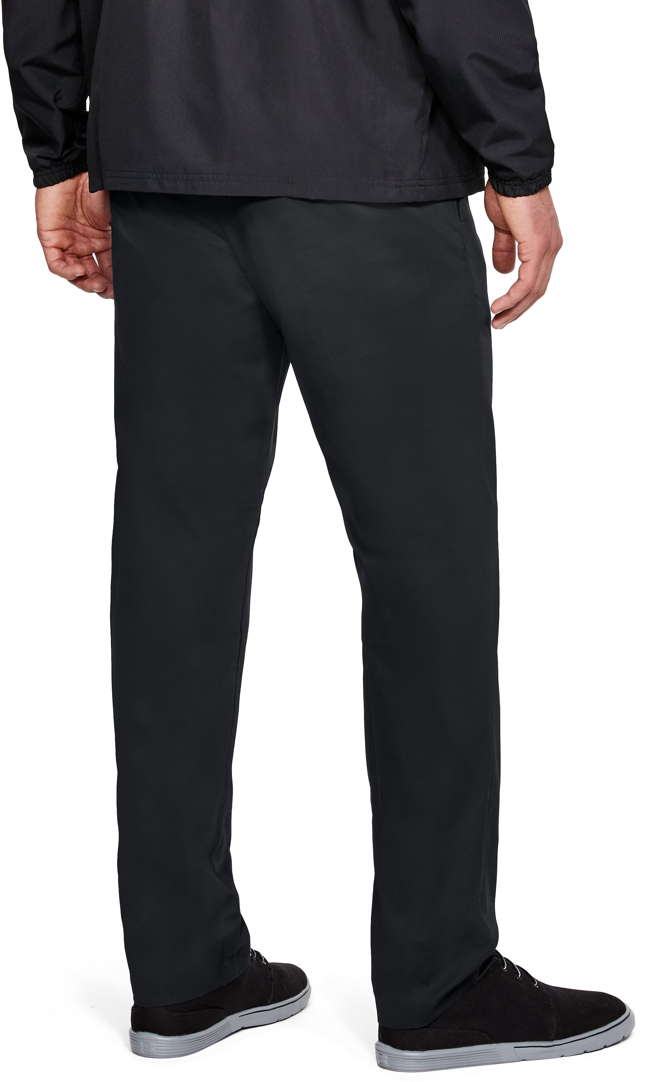 Men's UA Showdown Chino Pants, Black ,