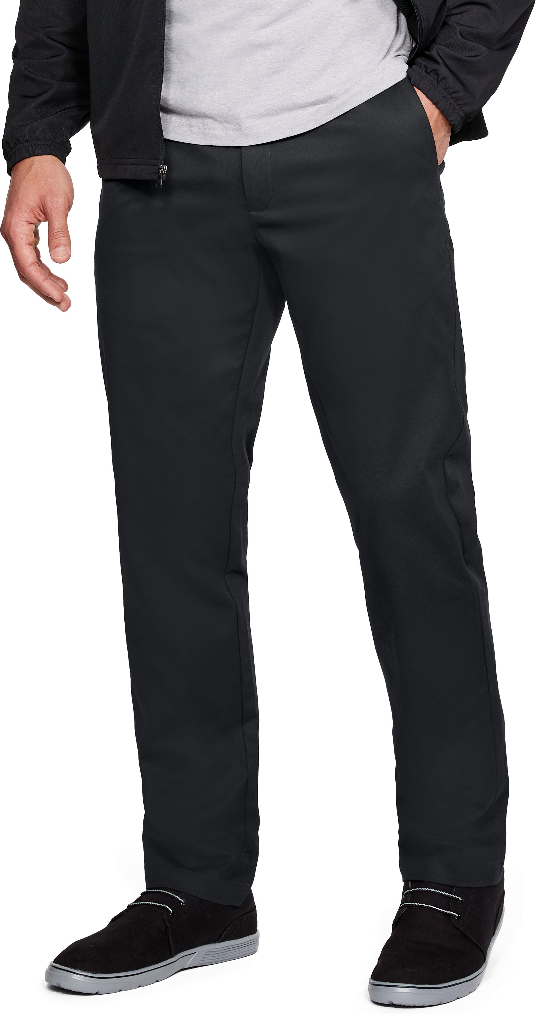 Men's UA Showdown Chino Pants, Black