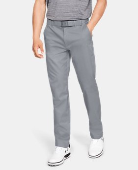 Best Seller  Men's UA Showdown Chino Pants  6  Colors Available $100