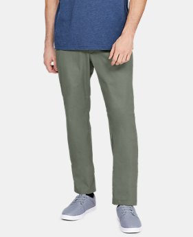 Best Seller Men's UA Showdown Chino Pants  1  Color Available $85