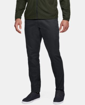 Men's UA Showdown Chino Tapered Pants  6 Colors $85