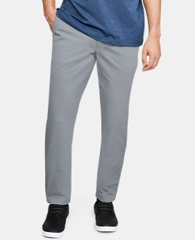 Best Seller Men's UA Showdown Chino Tapered Pants  1  Color Available $85