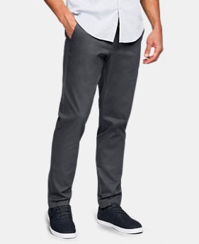 Men's UA Showdown Chino Tapered Pants   $90