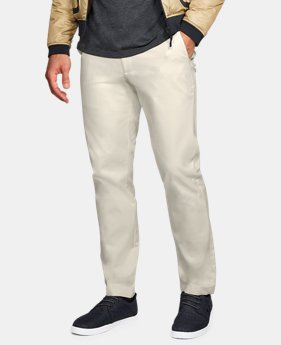 Men's UA Showdown Chino Tapered Pants  4  Colors Available $90