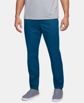 Men's UA Showdown Chino Tapered Pants LIMITED TIME: FREE SHIPPING 1 Color $90