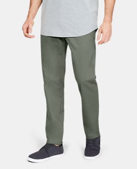 Men's UA Showdown Chino Tapered Pants  1  Color Available $85