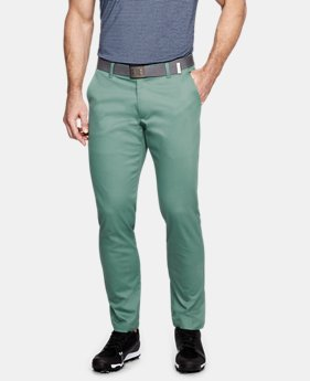 Men's UA Showdown Chino Tapered Pants  3  Colors Available $63.75