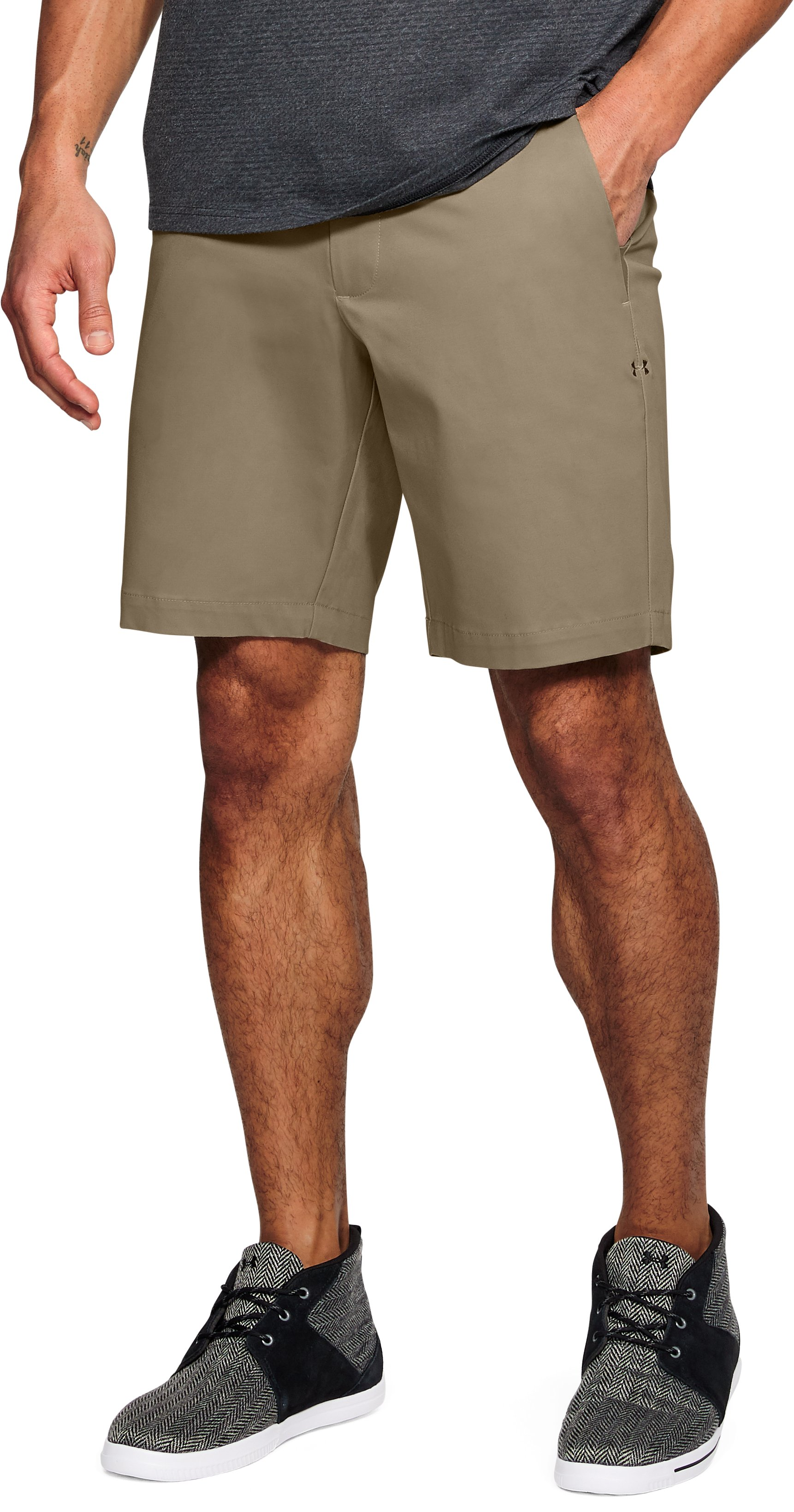 Men's UA Showdown Chino Shorts, Canvas