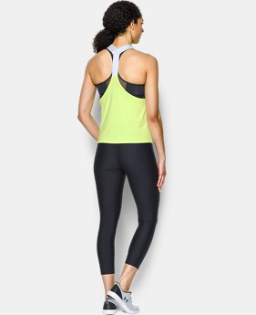 New to Outlet Women's UA Armour Sport Swing Tank  1 Color $19.99 to $26.99