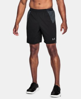 Men's UA Accelerate Training Shorts  1 Color $55