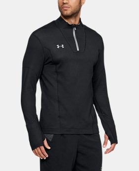Men's UA Accelerate ColdGear® Midlayer  1  Color Available $120