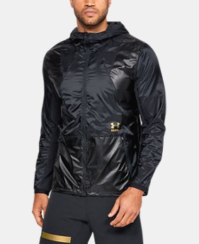 Men's UA Perpetual Full Zip Jacket  3  Colors $150