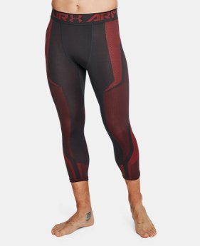 Men's UA Seamless ¾ Leggings  2 Colors $60