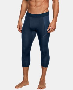 New Arrival Men's UA Seamless ¾ Leggings  5 Colors $60