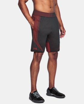 Men's UA Seamless Shorts  1  Color Available $37.5