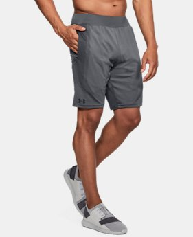 Men's UA Seamless Shorts  1  Color Available $50