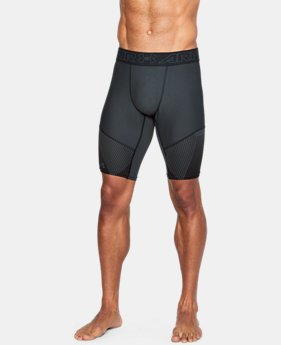 Men's UA Vanish Long Short  1  Color Available $33.75