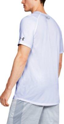 Men/'s Under Armour MK-1 Short Sleeve T Shirt.Size:Large.Color:Black.
