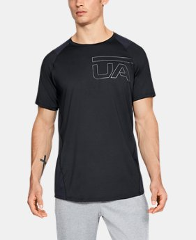 Men's UA MK-1 Graphic Short Sleeve  3 Colors $30