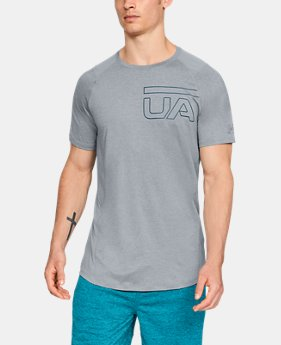 Men's UA MK-1 Graphic Short Sleeve  1 Color $45
