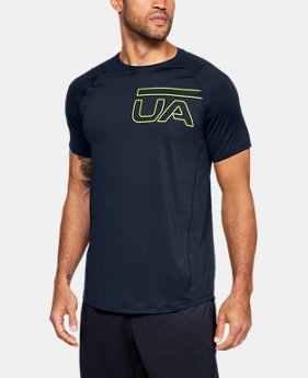 Men's UA MK-1 Graphic Short Sleeve  1  Color Available $22.5