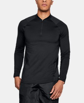 New Arrival Men's UA MK1 ¼ Zip  1 Color $45