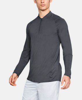 Men's UA MK-1 ¼ Zip  3  Colors Available $45
